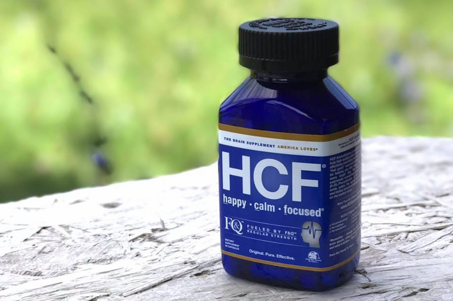 HCF Happy, Calm & Focused Review - One Bottle