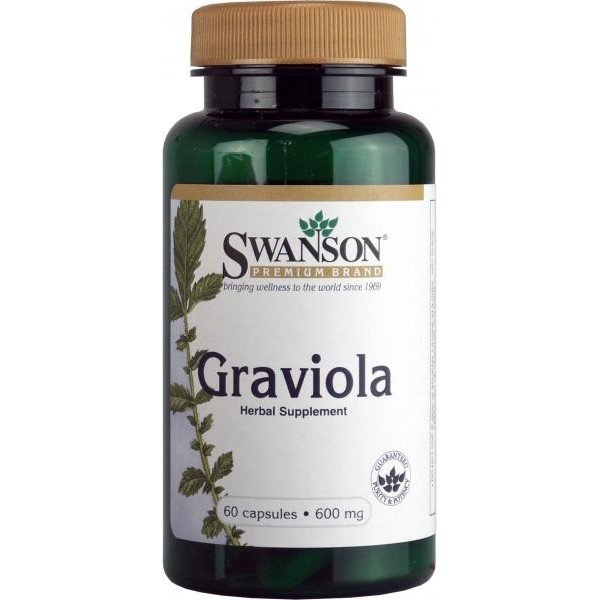 Swanson Graviola Review