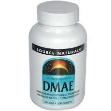 Source Naturals DMAE Review