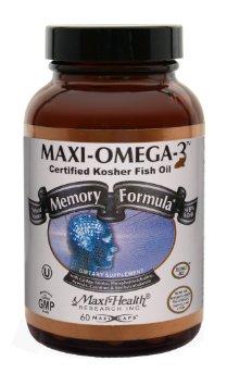 Maxi Omega-3 Memory Formula Review