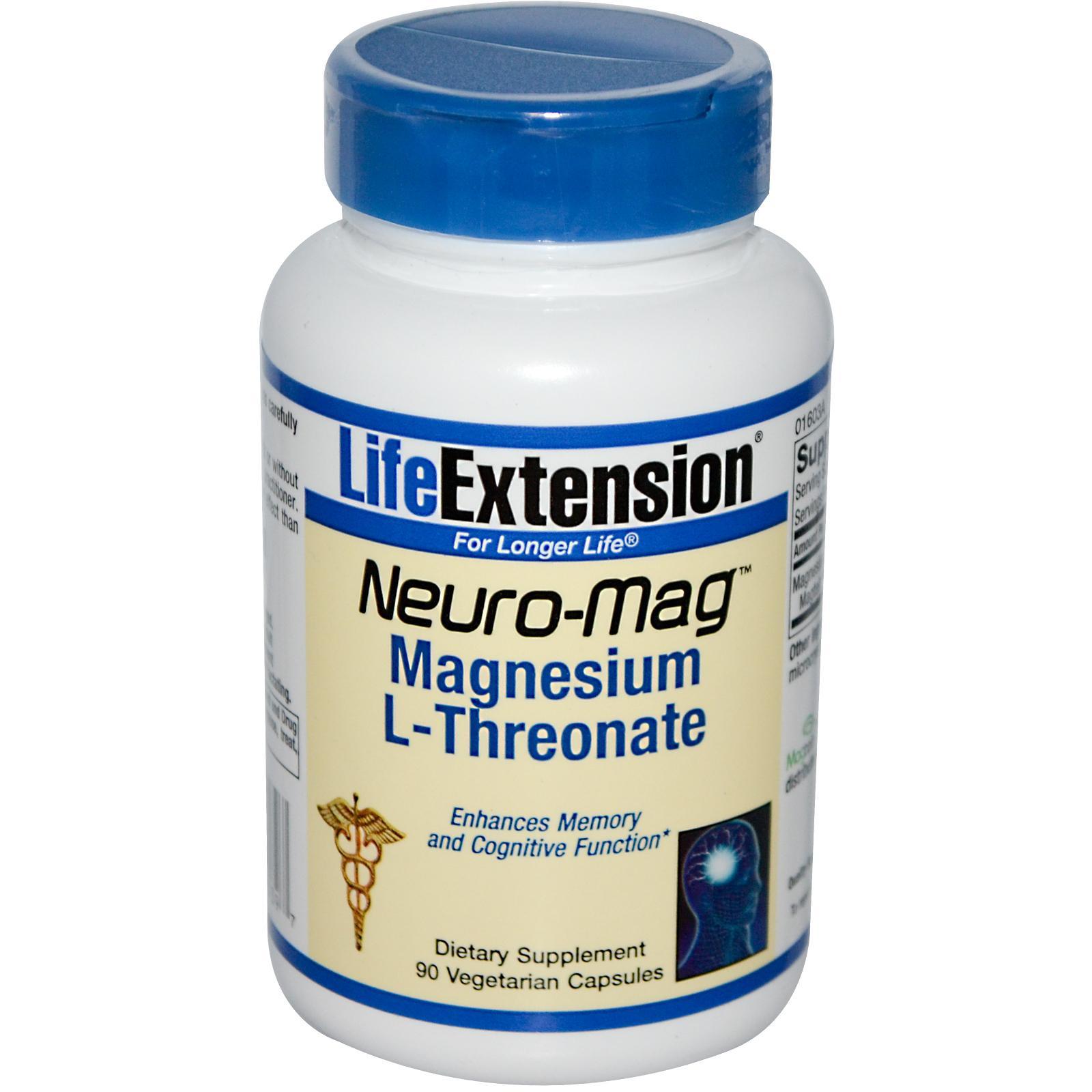 Neuro-Mag Magnesium L-Threonate Review