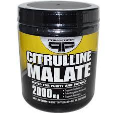 Primaforce Citrulline Malate Review