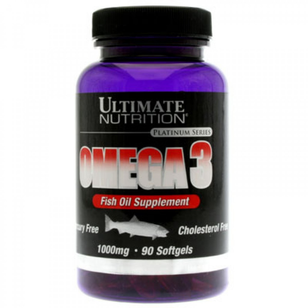 Ultimate Nutrition Omega 3 Review