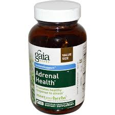 Gaia Herbs Adrenal Health Review