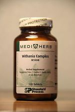 Standard Process Withania Complex Review
