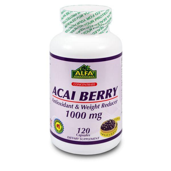 Alfa Vitamins Acai Berry Review