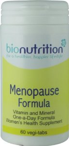 Bionutrition Menopause Formula Review