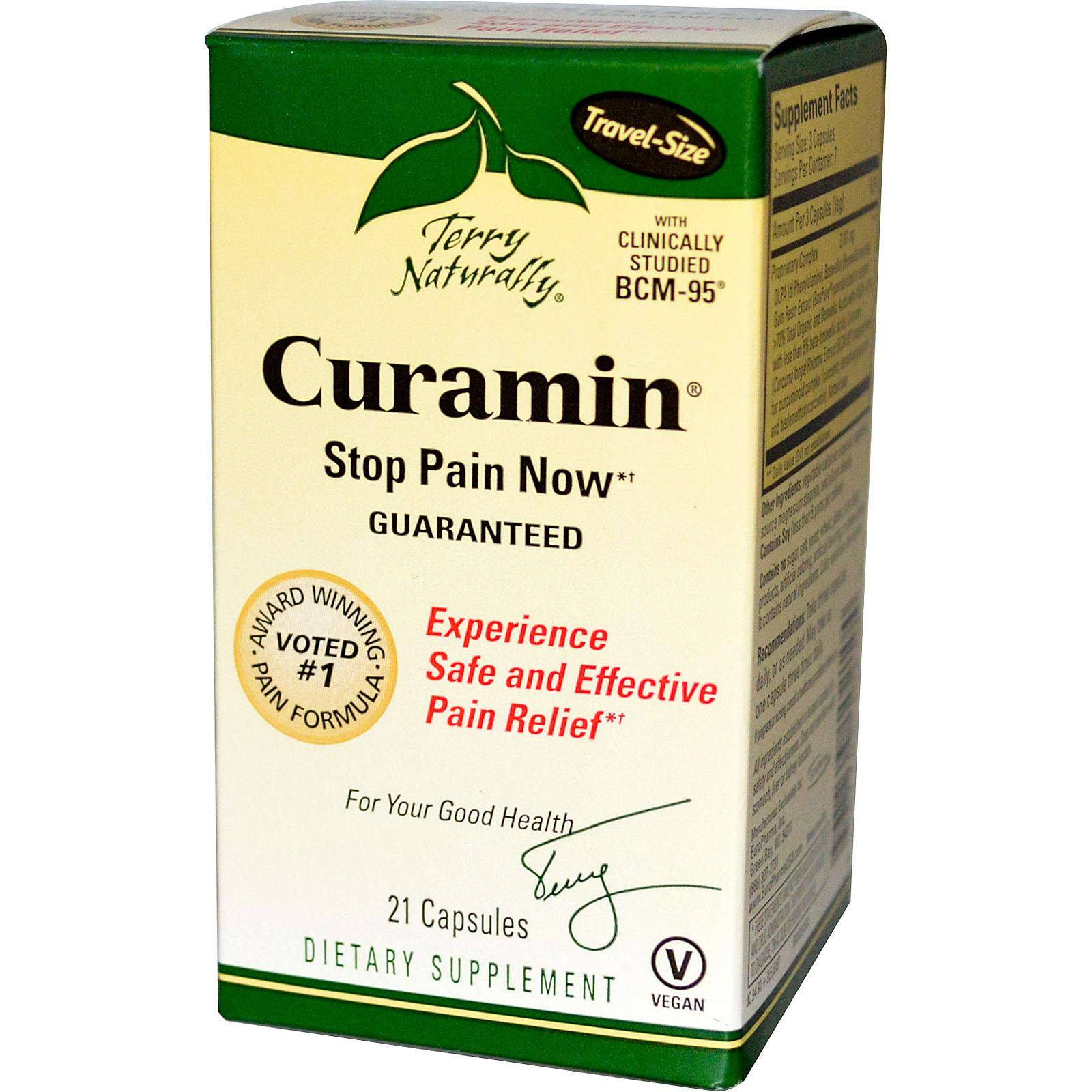 Europharma Curamin Review