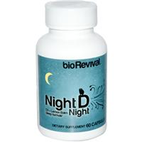 BioRevival Night D Night Review