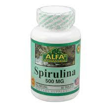 Alfa Vitamins Spirulina Review
