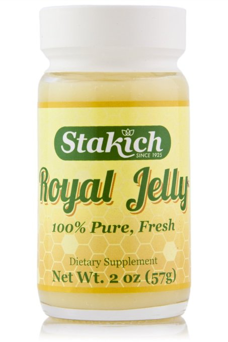 Stakich Fresh Royal Jelly Review