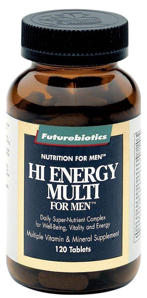 Hi Energy Multi For Men