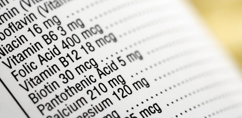 Disorder Ingredients