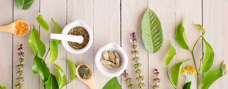 Why Adaptogen Herbs Are A Great Way To Balance Hormones Naturally