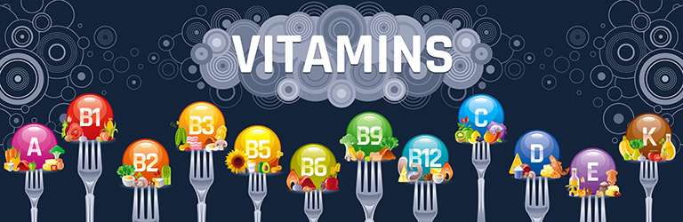 5 Vitamins Your Brain Can't Live Without