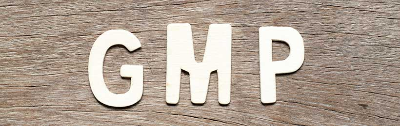 GMP Supplement Industry Manufacturing Standards