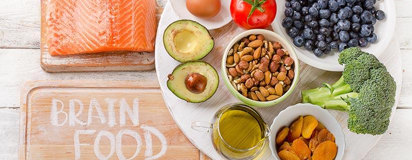 Amino-Acid Based Brain Foods