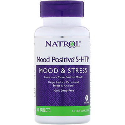 Natrol 5-HTP Mood Positive Review