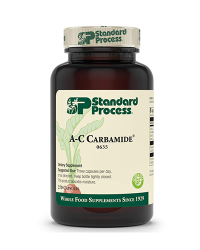 Standard Process A-C Carbamide Review