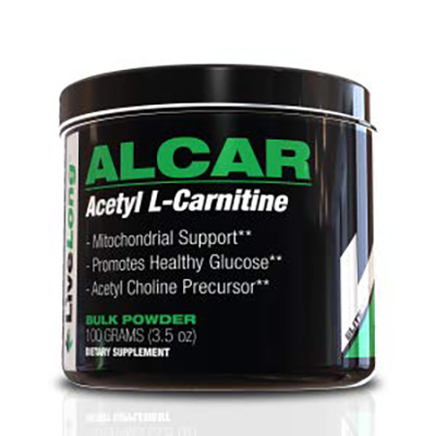 ALCAR Powder Review