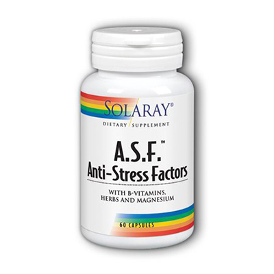 ASF Anti-Stress Factors Solaray