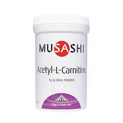 Musashi Acetyl-L-Carnitine Review