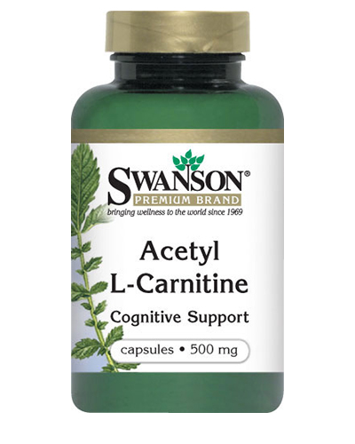 Swanson Health Products Acetyl L-Carnitine Review