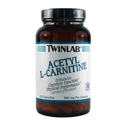 TwinLab Acetyl L-Carnitine Review