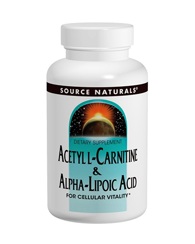 Acetyl L-Carnitine and Alpha Lipoic Acid Review