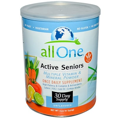 All One for Active Seniors Review