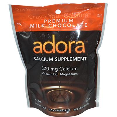 Adora Calcium Milk Chocolate Review