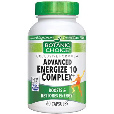 Advanced Energize 10 Complex Review