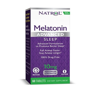 Advanced Sleep Melatonin Review