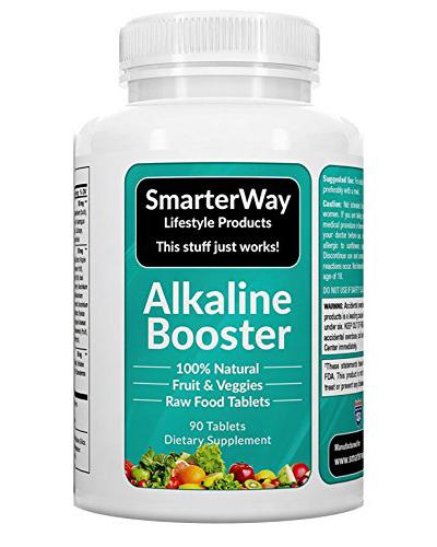 SmarterWay Alkaline Booster Review