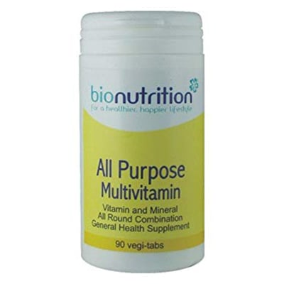 Bionutrition All Purpose Multivitamin