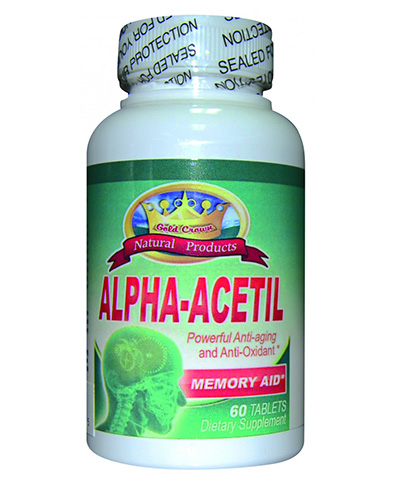 Alpha-Acetil Review