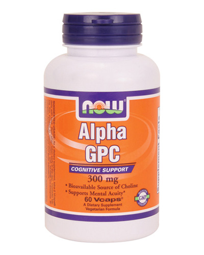 Now Foods Alpha GPC Review