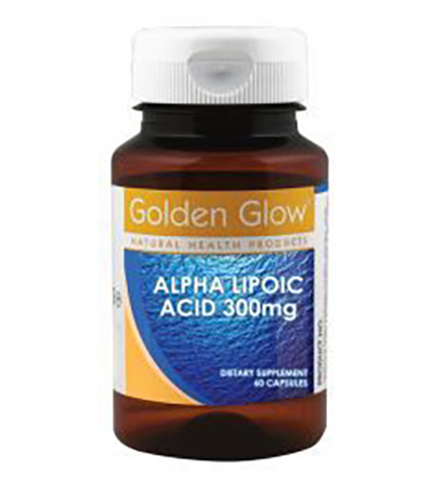 Golden Glow Alpha Lipoic Acid Review