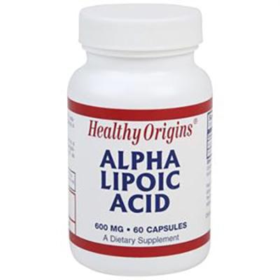 Healthy Origins Alpha Lipoic Acid Review