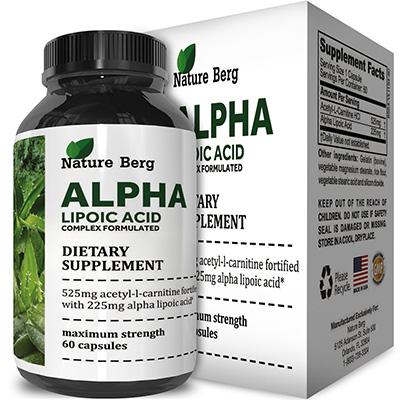 Alpha-Lipoic Acid Review