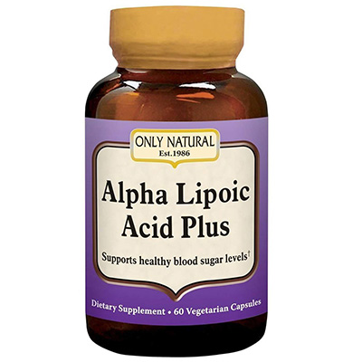 Only Natural Alpha Lipoic Acid Plus Review