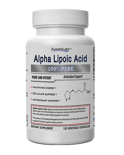 Alpha Lipoic Acid Review