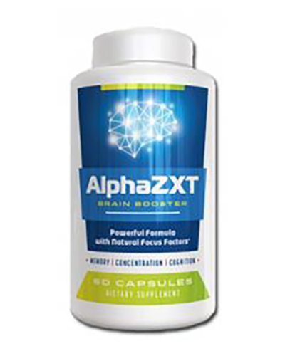 AlphaZXT Brain Booster Review