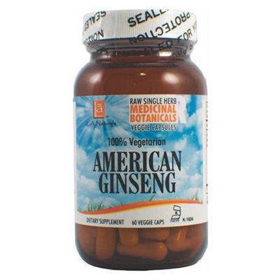 L.A. Naturals American Ginseng Review