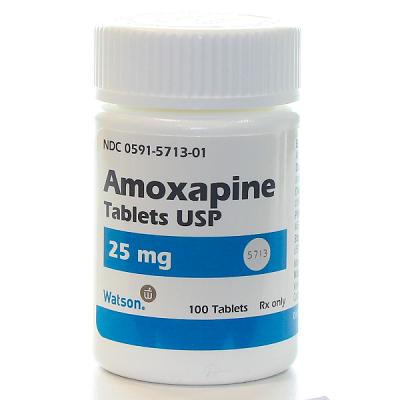 Asendin or Amoxapine
