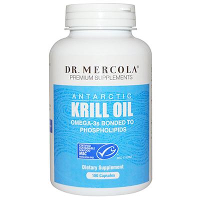 Dr. Mercola Antarctic Krill Oil Review