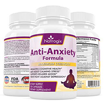 Anti-Anxiety Formula Review