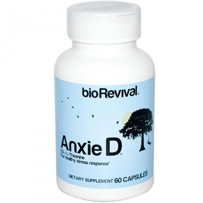 BioRevival Anxie D Review