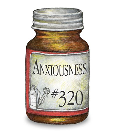 Anxiety #320 Review