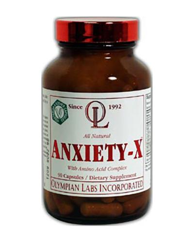 Anxiety-X
